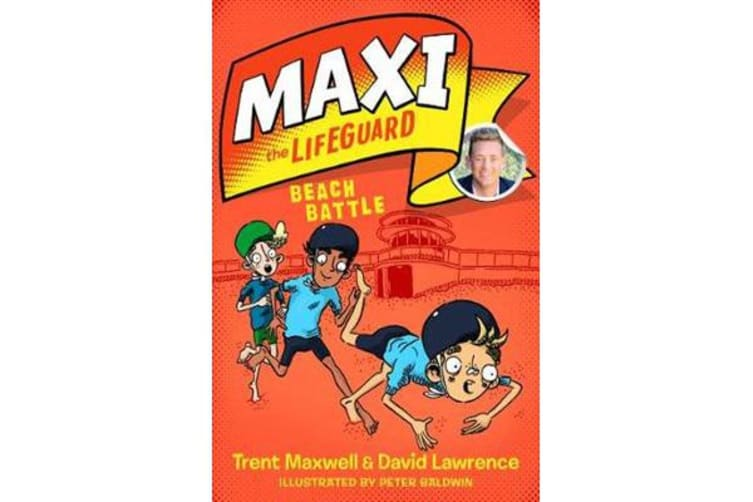 Maxi the Lifeguard Bk 3 - Beach Battle