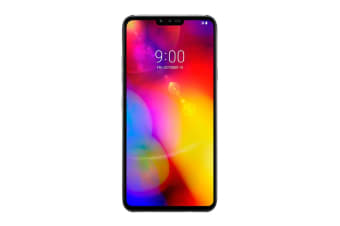 LG V40 ThinQ - LM-V405EBW (128GB, Platinum Grey)