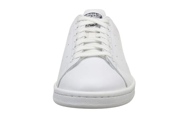 Adidas Originals Men's Stan Smith Shoe (Core White/Blue, Size 8 UK)
