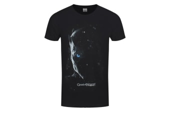 Game Of Thrones Mens Night King T-Shirt (Black)