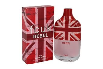 French Connection FCUK Rebel Her 100ML EDP (L) SP