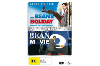 Mr Beans Holiday / Bean The Ultimate Disaster Movie DVD Region 4