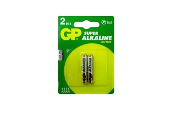 GP 2PK AAAA  Super Alkaline Battery For All Small Devices