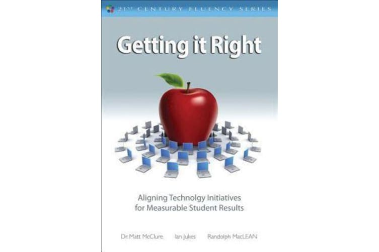 Getting It Right - Aligning Technology Initiatives for Measurable Student Results