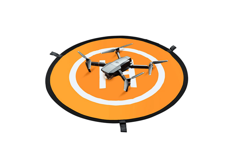 Unmanned Aerial Vehicle Landing Pad Foldable Apron 55Cm