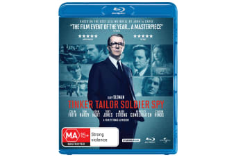 Tinker Tailor Soldier Spy Blu-ray Region B
