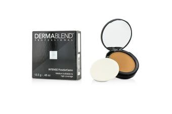 Dermablend Intense Powder Camo Compact Foundation (Medium Buildable to High Coverage) - # Honey 13.5g