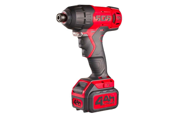 909 12V 4Ah Touch Pro Lithium Impact Driver (T124ID)