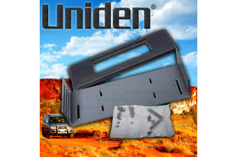 UNIDEN DIN SIZE IN DASH FIT FITTING KIT SUIT UH7700NB UHF CB RADIO DMK7700