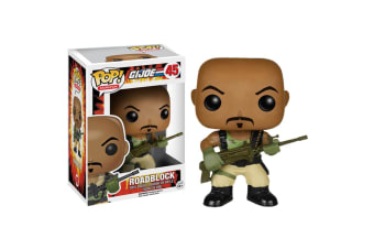 G.I. Joe TV Roadblock Pop! Vinyl