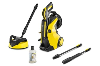 Karcher K5 Premium Full Control Home Pressure Washer with Pressure Indicator (KAR-1-324-611-0)
