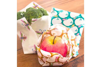 Make Your Own Eco-Friendly Beeswax Food Wraps  | Huckleberry
