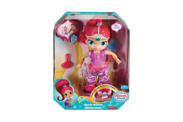 Shimmer and Shine Dancing Genie Shimmer
