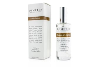 Demeter Russian Leather Cologne Spray 120ml