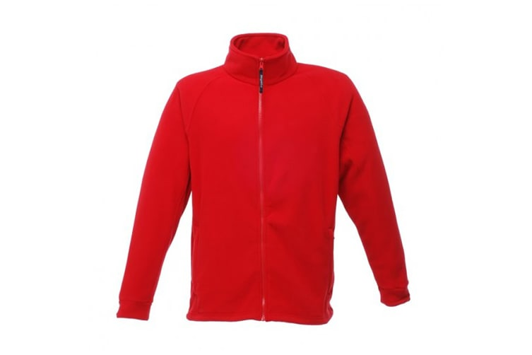 Regatta Mens Thor III Fleece Jacket (Classic Red) (3XL)