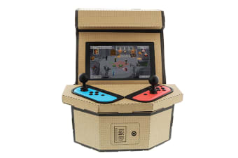 Nyko - PixelQuest Arcade Kit for Switch