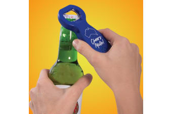 Cheers Mate Novelty Aussie Talking Bottle Opener