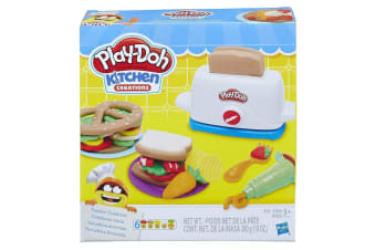 Play-Doh Kitchen Creations Toaster