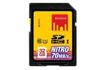 STRONTIUM Nitro Series 32 GB Ultra High Speed SDHC UHS-1 466X Card  up to 70MB/s