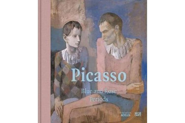 The Early Picasso - The Blue and the Rose Period