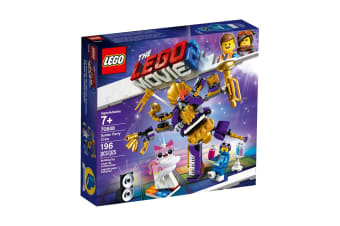 LEGO Movie 2 Systar Party Crew (70848)