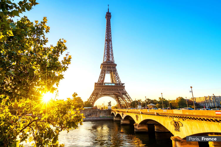 EUROPE: 20 Day Europe Explorer Tour Including Flights for Two