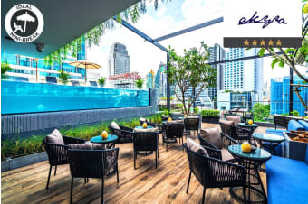 BANGKOK: 3 Nights at the Akyra Sukhumvit Bangkok
