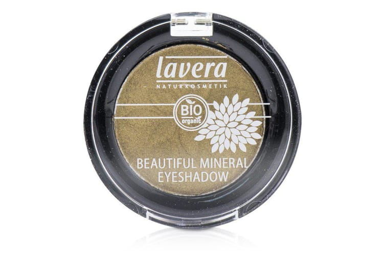 Lavera Beautiful Mineral Eyeshadow - # 37 Edgy Olive 2g