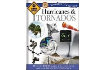 Wonders of Learning: Discover Hurricans & Tornadoes - Reference Omnibus