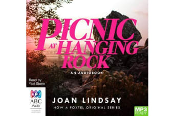 Picnic At Hanging Rock - TV Tie-In Edition