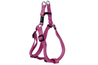 Rogz Utility Step-In Harness Pink - S
