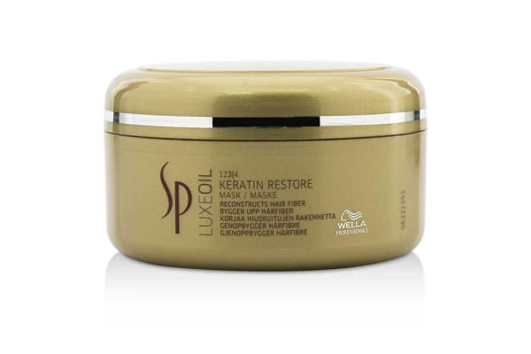 Wella SP Luxe Oil Keratin Restore Mask (Reconstructs Hair Fiber) (150ml/5oz)
