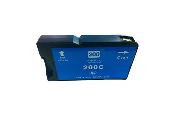200XL / 220XL Pigment Cyan Compatible Cartridge