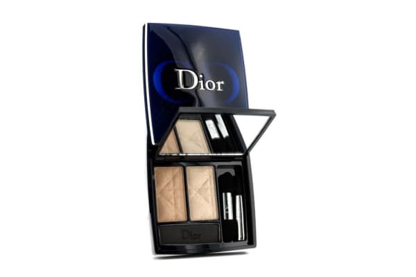 Christian Dior 3 Couleurs Glow Luminous Graphic Eye Palette - # 651 Nude Glow (5.5g/0.19oz)