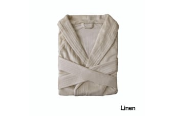 Phase 2 Suede-Mink Bath Robe Linen by Phase 2