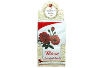 6 x Fragrance Sachets Assorted