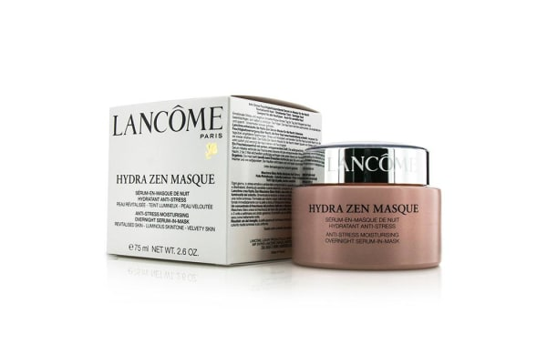 Lancome Hydra Zen Masque Anti-Stress Moisturising Overnight Serum-In-Mask (75ml/2.5oz)