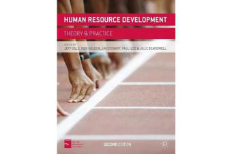 Human Resource Development - Theory and Practice