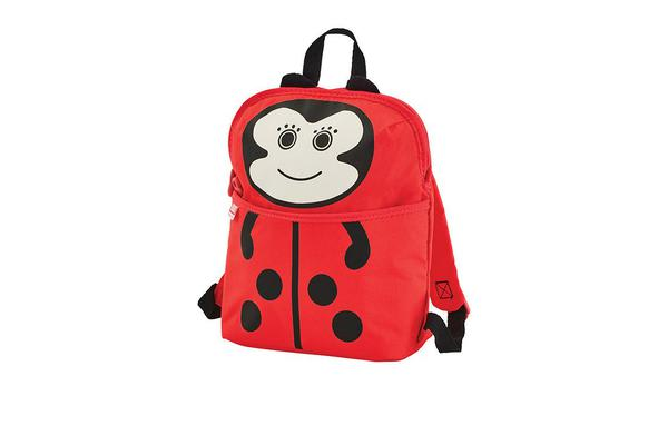 BUILT NY Big Apple Buddies Lunch Backpack Ladybug