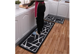 Non-Slip Kitchen Floor Mat Doormat Runner Rug - 6 , 50*80Cm