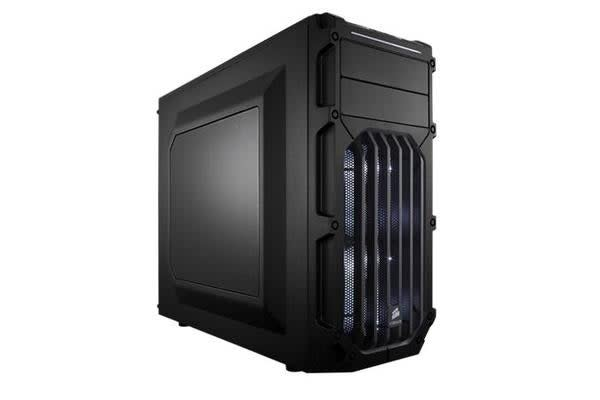 Corsair SPEC-03 ATX Mid-Tower ATX Case with White LED 7x PCI Slots. Supports Mini-ITX, mATX, ATX