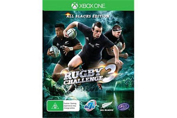 All Blacks Rugby Challenge 3 - Xbox One