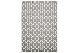 Indoor Outdoor Neo Rug Grey