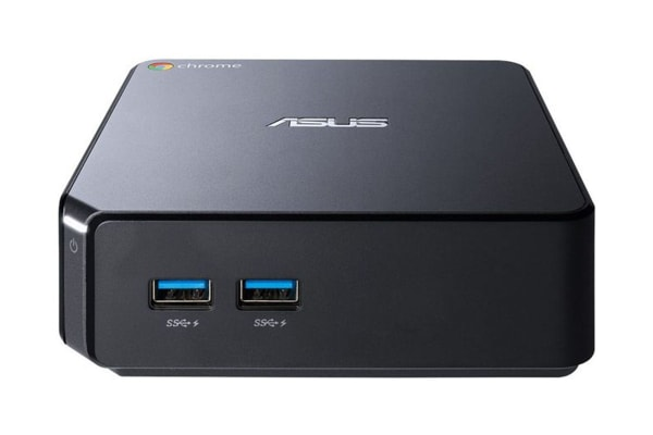 ASUS Chromebox 2 Intel i3-5010U CPU 4GB DDR3 16GB SSD ChromeOS Mini PC (G003U)