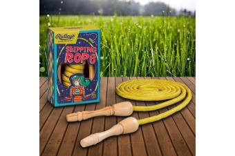 Ridley`s Retro Skipping Rope