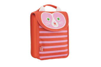 Built NY Big Apple Buddies Lunch Sack Cat