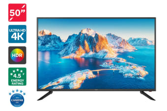 "Kogan 50"" 4K HDR LED TV (Series 8 JU8200)"
