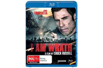 I Am Wrath Blu-ray Region B