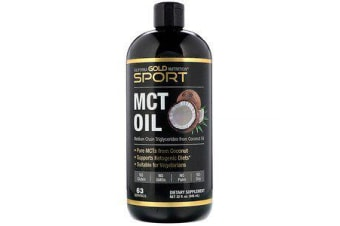 California Gold Nutrition MCT Oil