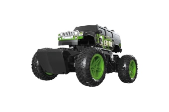 Rusco Racing 1:12 Large RC SUV King Climber in Green